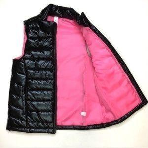 Girls XL (WMNS Small) Ideology Puffer Vest, NEW